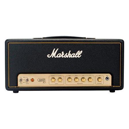 Cabeçote para Guitarra Marshall 20W ORIGIN 20H