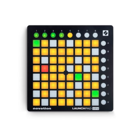 Pad Controladora Novation Launchpad MINI MK2