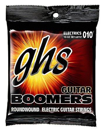 Encordoamento para Guitarra 8 Cordas GHS GBTNT (0.10)