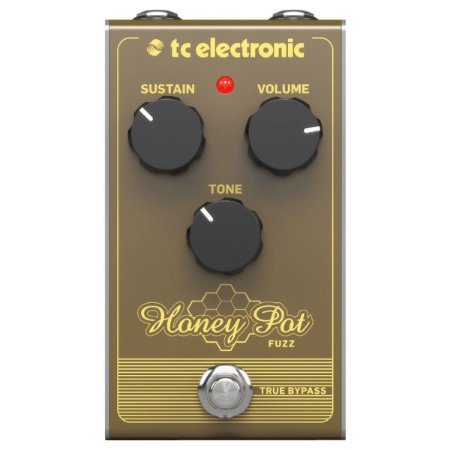 Pedal TC Electronic Honey Pot Fuzz