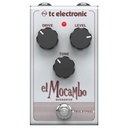 Pedal TC Electronic El Mocambo Overdrive