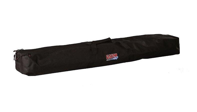Bag Para 2 Tripes de Caixa Bateria Com Alça Gator Preto