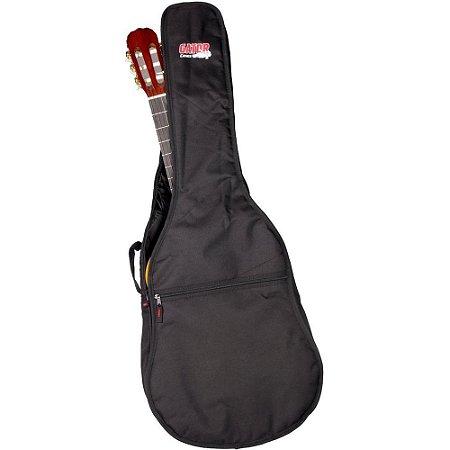Bag Capa Para Violão Folk  Gator GBE-DREAD Nylon Resistente