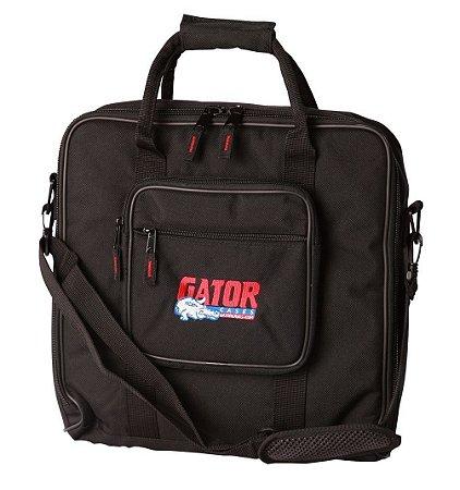 Bag Para Mixer 12x02 com Alça Ajustável Gator GMIX-B 0909