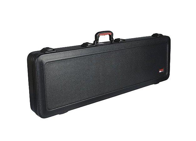 Case P/Contra Baixo Gator GPE-BASS-TSA Polieti. Militar