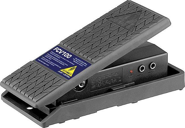Pedal Para Guitarra Volume e Expressão Behringer FCV-100