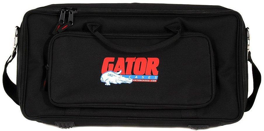 Bag Para Mini Teclado e Pedaleiras Gator GK2120 Resistente