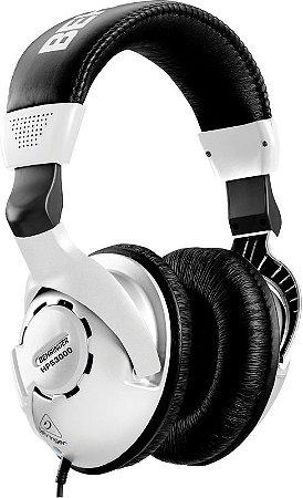 Fone de Ouvido Headphone Behringer HPS3000 Prata
