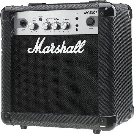 Combo Amplificador Para Guitarra Marshall 10W MG10CF-B