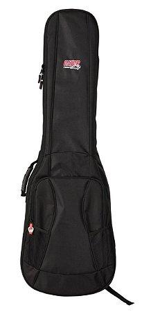 Bag Capa Para Contra Baixo Gator GB-4G Bass Preto