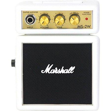 Micro Combo Amplificador Para Guitarra Marshall MS-2W 1W