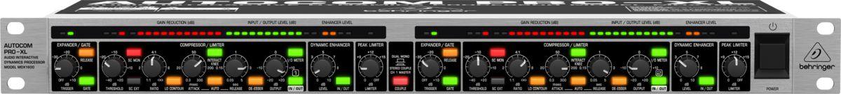 Compressor Behringer MDX1600  110V