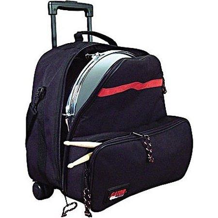 """Bag Para Caixa de Bateria 12"""" Com Suporte Baquetas Gator"""