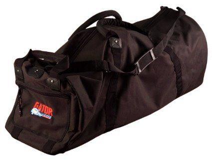 Bag Para Ferragem de Bateria 14x36 Preto Com Rodinhas Gator