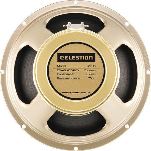 Alto falante Celestion G12H-75 8OHM Creamback 75W
