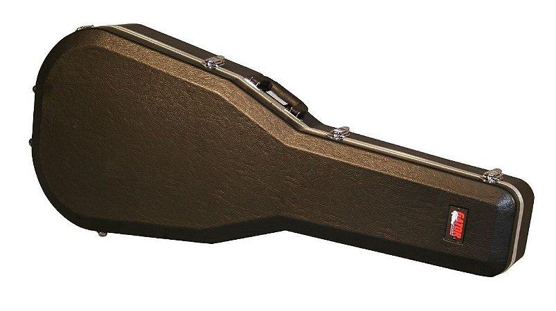 Hard Case Para Violão Folk 12 Cordas Dread em ABS Gator