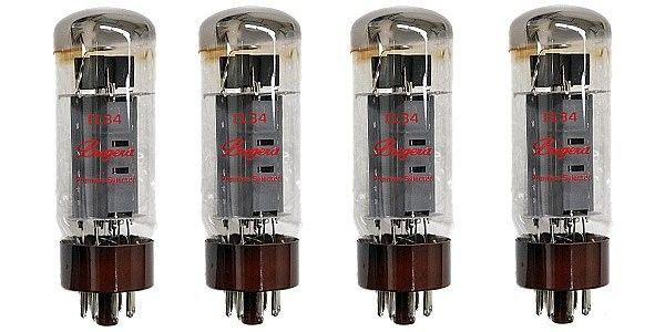 Valvula Bugera Potencia Distorção EL34-4