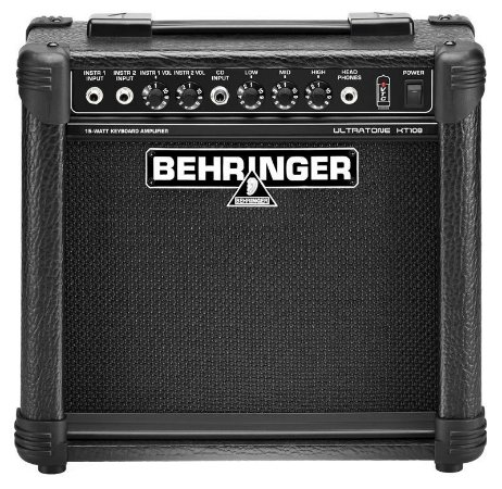 Amplificador Cubo Para Teclado Behringer  KT108 110V 20W
