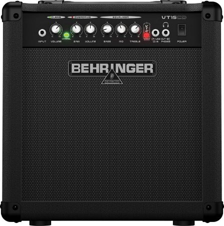 Amplificador Cubo Para Guitarra Behringer VT15CD 110V 15W