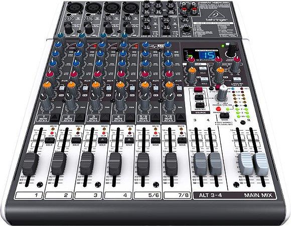 Mixer Behringer X1204 Usb Xenyx Bivolt