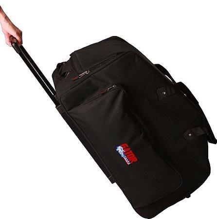 Bag Capa Para Caixa Acústica 15 Com Alça Rodas Gator GPA-715