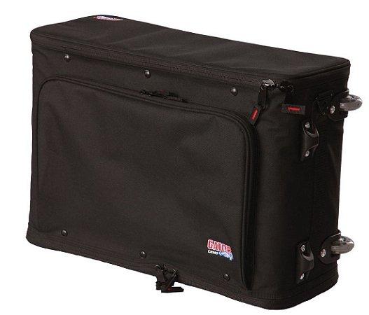 Bag Capa Rack 19 Moldura em Aluminio Gator GR-RACKBAG-4UW