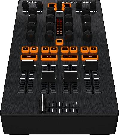 Mesa Controladora de DJ 4 Canais Behringer CMD MM-1