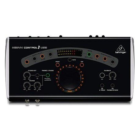 Controlador Para Estúdio Behringer Control1USB Bivolt
