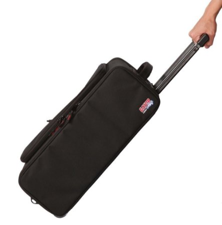 "Bag Capa Rack Periféricos 19"" Moldura Aluminio Gator"