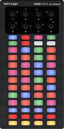 Controlador Para DJ Behringer MIDI LC-1