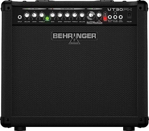 Amplificador para Guitarra Behringer 110V VT30FX 30W