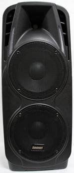 Caixa Acústica Lexsen LS210A MP3 300 Watts RMS Bivolt