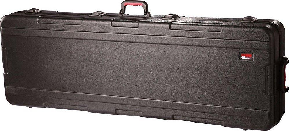Case para Teclado 76 Teclas com Rodas Gator GKPE 76 TSA