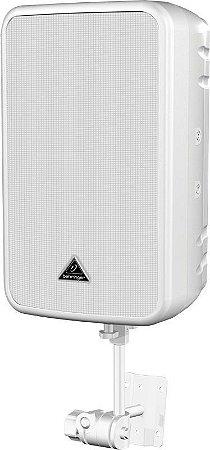 Caixa de Som Ambiente Branca Behringer CE500A WH 110V 80W
