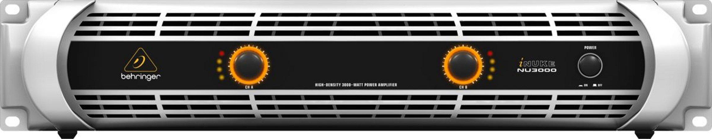 Amplificador Behringer  Inuke NU3000 220V