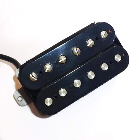 Captador Malagoli Humbucker Para Guitarra Distortion Ponte