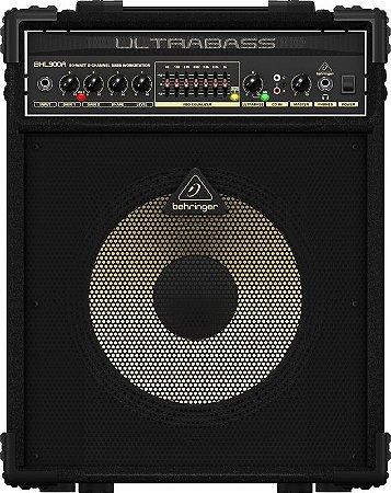 Amplificador Para Contra Baixo Behringer BXL900A Preto 110V