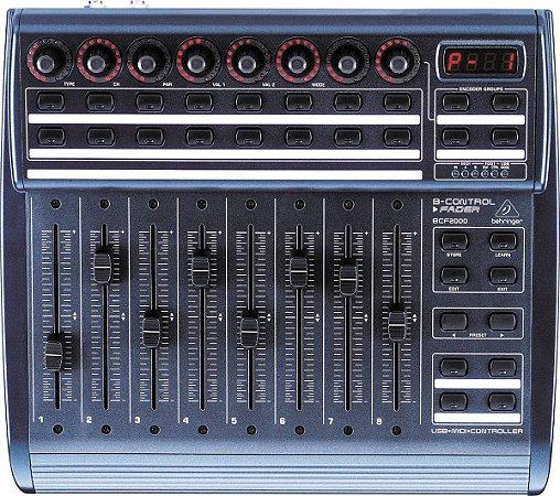 Controlador Behringer BCF2000  MIDI Bivolt
