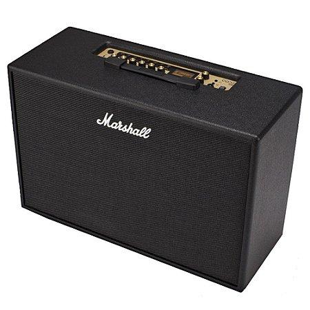 Amplificador para Guitarra Marshall CODE100 Bluetooth USB 100W