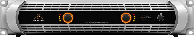 Amplificador Behringer Inuke NU6000 220V
