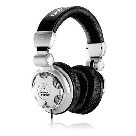 Fone de Ouvido Headphone Dj Behringer HPX2000