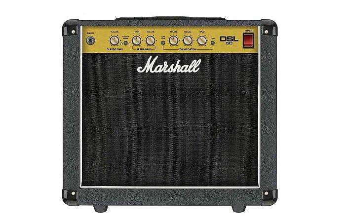 Amplificador para Guitarra Marshall DSL5C 5W