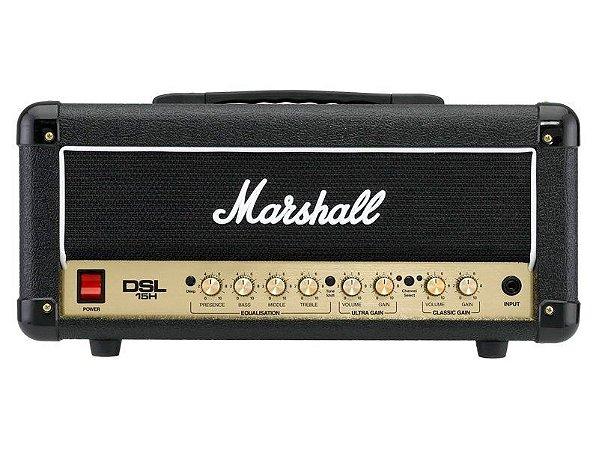 Cabeçote para Guitarra Marshall DSL15H 15W
