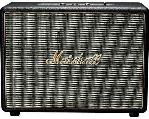 Caixa de som Marshall Woburn Bluetooth Black 127V 90W RMS