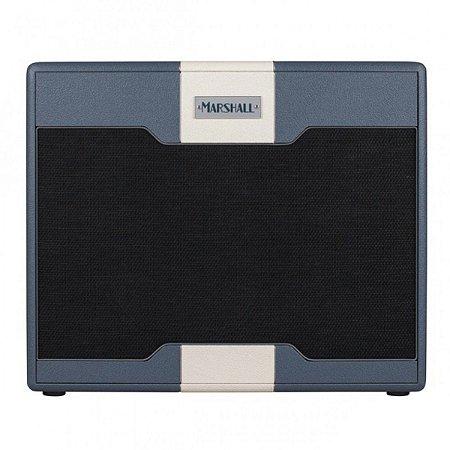 Amplificador Astoria Marshall Custom Azul 75W AST3-112-E