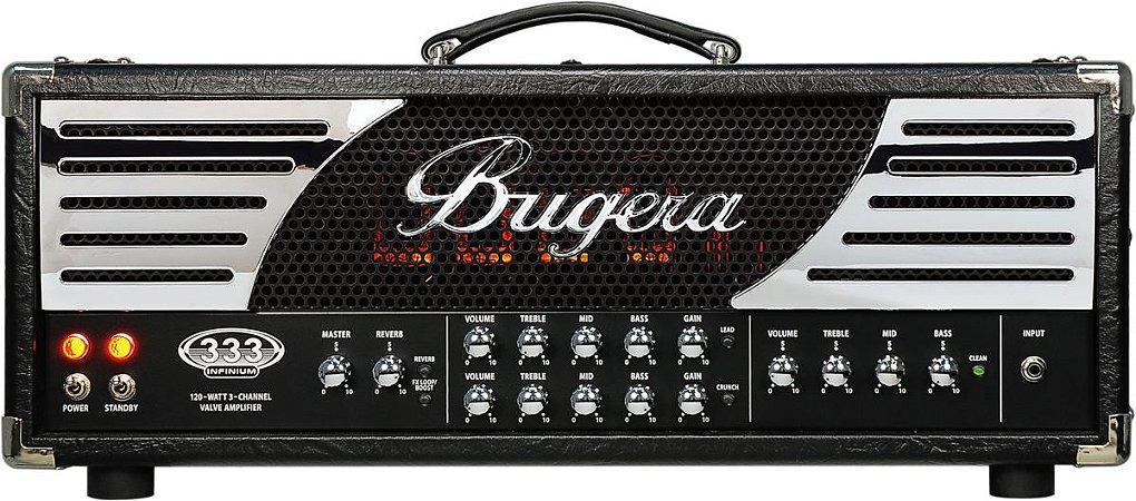 Cabeçote para Guitarra Bugera 333 INFINIUM 110V