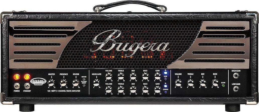 Cabeçote para Guitarra Bugera 333XL INFINIUM 110V