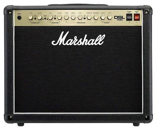 Amplificador para Guitarra Marshall DSL40C B 40W