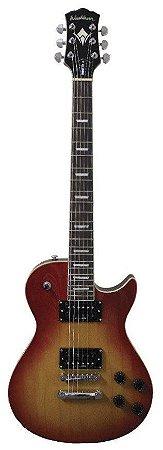 Guitarra Washburn Profissional Cherryburst  WINSTDCB