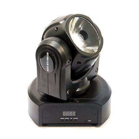 Globo Refletor de Led Moving Head PLS Beam Led 360